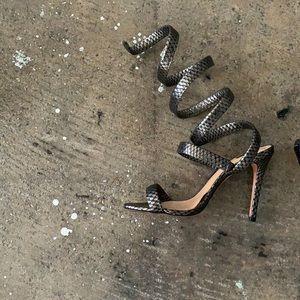 Schutz Snake Heel